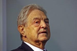 Дж.Сорос известен как человек, обрушивший в 1992 году банк Великобритании