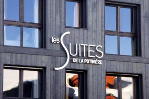 Ночь в 2-местном номере отеля Les Suites de la Potiniere стоит почти 2 тыс. долларов