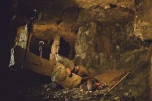 Так могли выглядеть теперь уже забетонированные тоннели