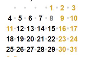 Выходные в мае в 2020 году: Сколько дней будут отдыхать украинцы
