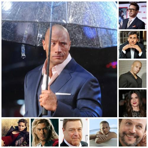 Самые прибыльные актеры