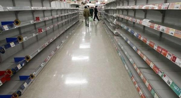 Ассортимент товаров в Крыму очень скудный, ка утверждают жители