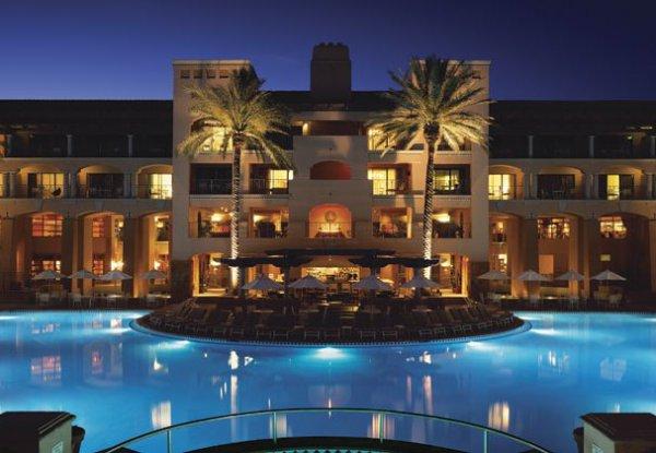 Гостиница Ritz Carlton, Палм-Бич, Флорида, где обретался находчивый бродяга