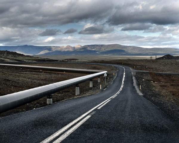 В Исландии приручили горячую воду из-под земли
