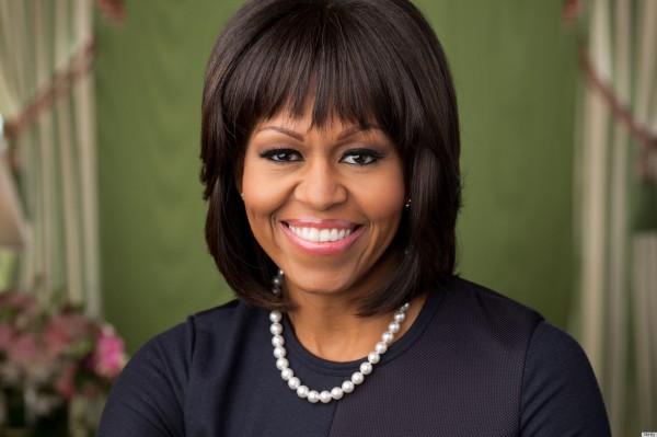 Первая леди Америки - Мишель Обама