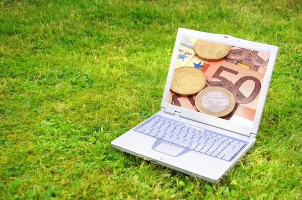 Заработать деньги можно  с помощью своего веб-сайта
