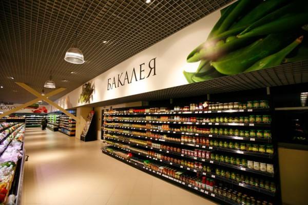 Санкции существенно повлияли на ассортимент товаров в московских маркетах
