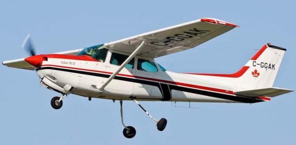 Cessna 172 RG