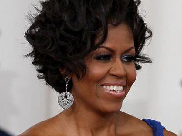 В США Мишель Обама более популярна, чем ее муж