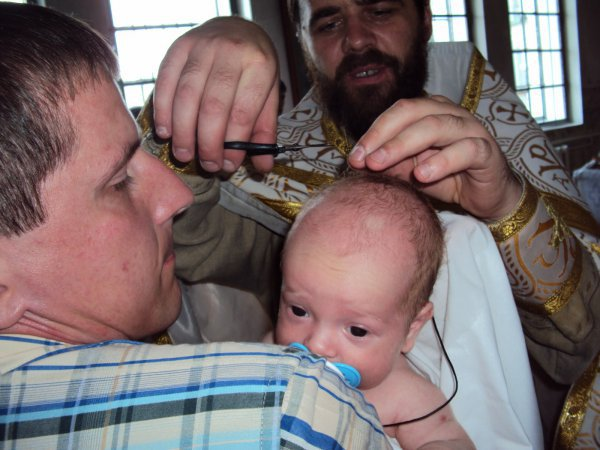 Крестины ребенка обойдутся 750 гривен