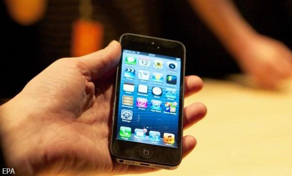 Apple на втором месте среди смартфонов
