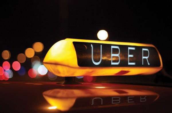 Международный сервис такси Uber пришел в Украину