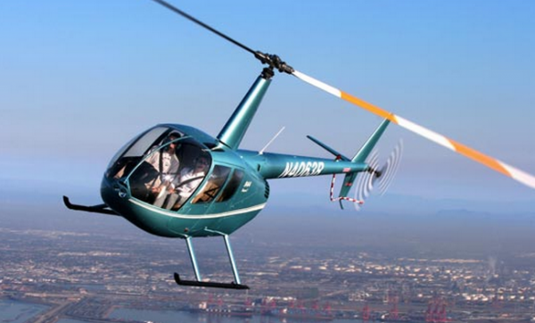 Uber запустил вертолетное такси в Бразилии