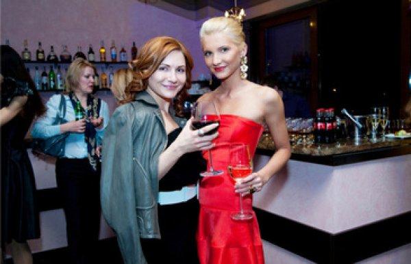 Анастасия Жолинская и Елизавета Кенигсхофер-Юрушева