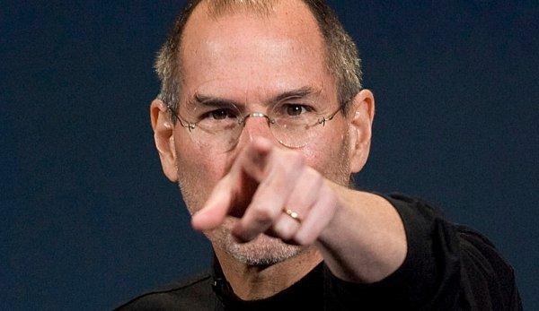 Легендарный Стив Джобс