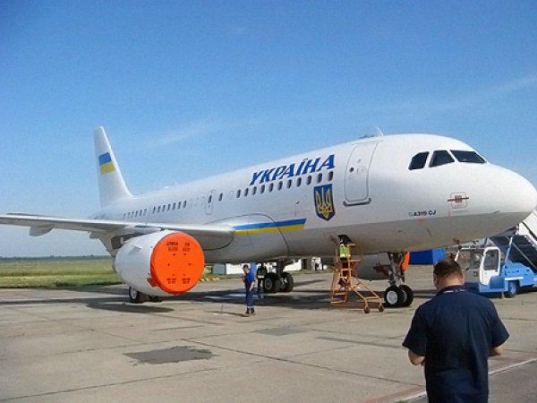 Фото и характеристики официального самолета Януковича