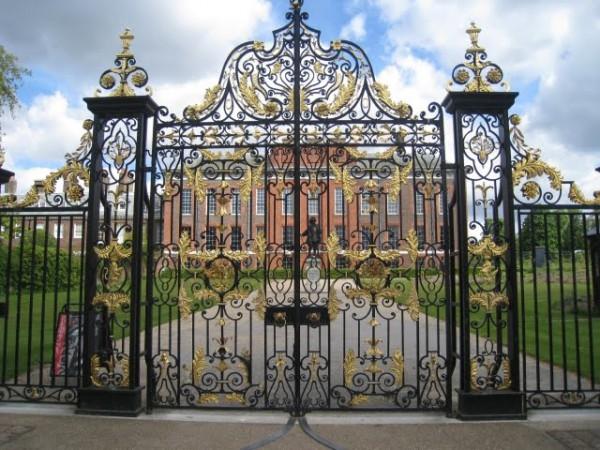 Лондон: Кенсингтон Пэлас Гарденс и Уан Гайд Парк в Найтсбридже