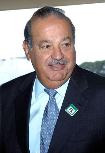 Карлос Слим - $72 млрд