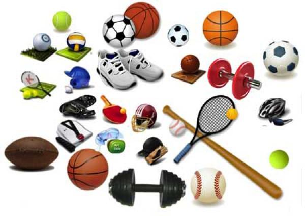 Новогодний подарок: спортивные товары