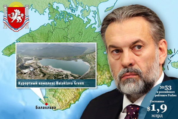 Андрей Клямко, совладелец группы «Смарт-Холдинг»