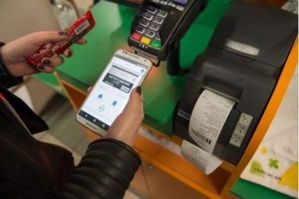 В супермаркете Велика Кишеня новый способ оплаты уже протестировали