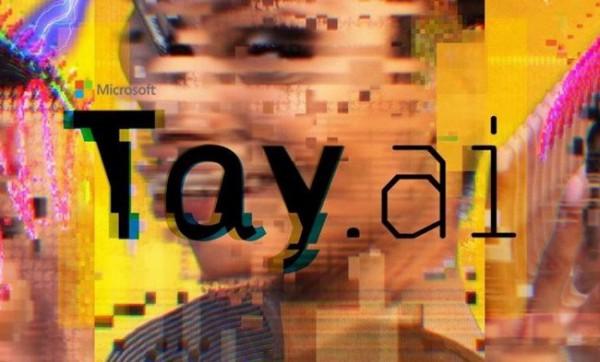 Чат-бот обучается у пользователей Сети