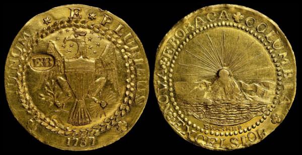 Номинал монеты – всего 15 долларов