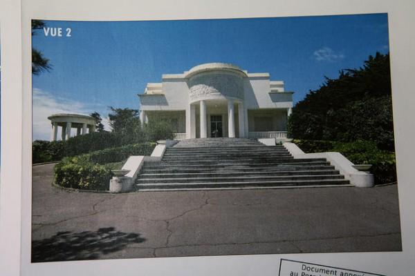 Фото виллы Сюзанна до реконструкции из муниципалитета Англета