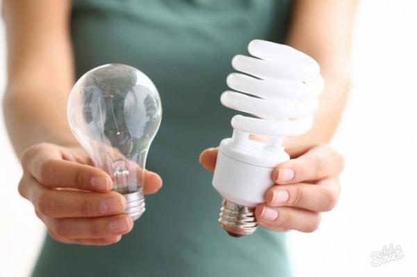 Энергосберегающие лампы обходятся выгоднее, чем обычные