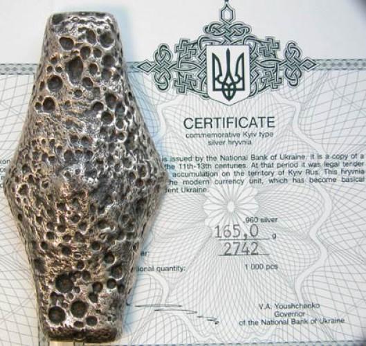 Киевские слитки XI—XIII вв.