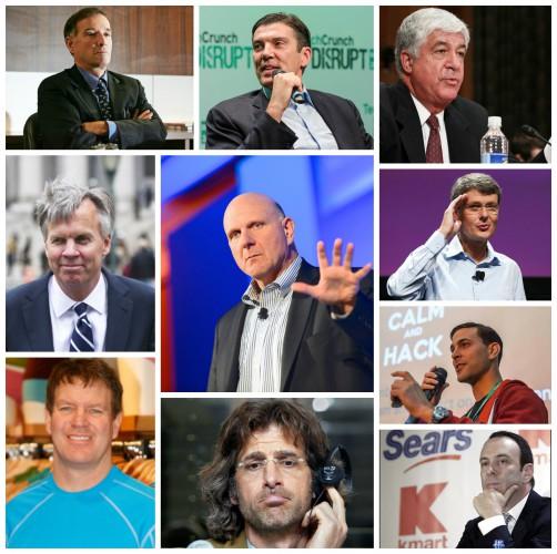 Худшие CEO 2013 года