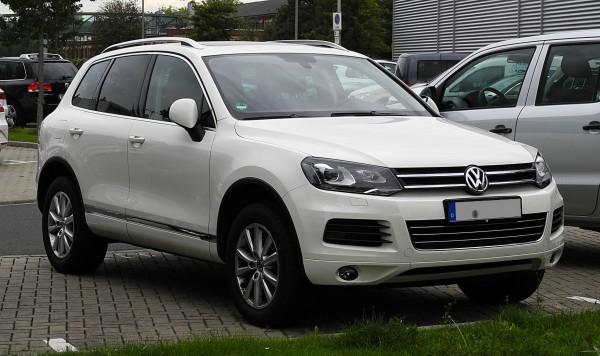 Volkswagen Тouareg