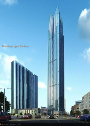 В небоскребе предполагается 82 этажа