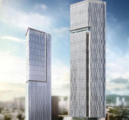 В здании будет 90 этажей