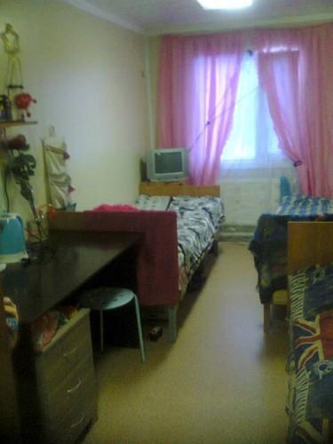 Комната, в которой живет Людмила Коваленко