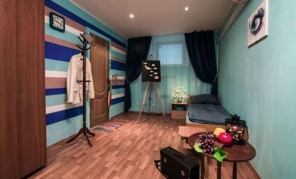 Квест-комната Сон художника
