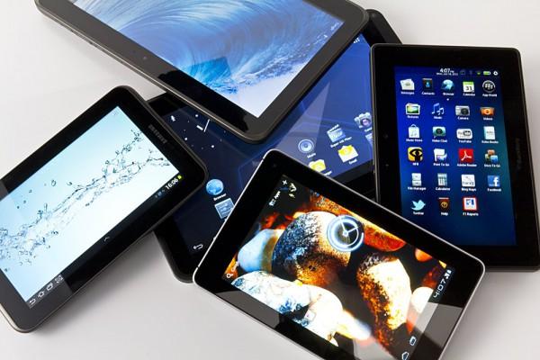 Новогодний подарок: планшеты