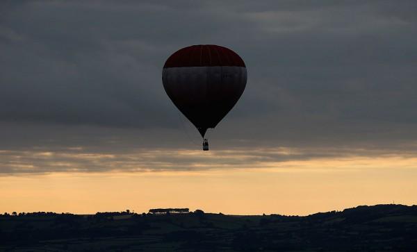 Полет на воздушном шаре - заветная мечта многих девушек