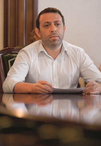 Главный подрядчик «Привата» по корпоративным войнам Геннадий Корбан