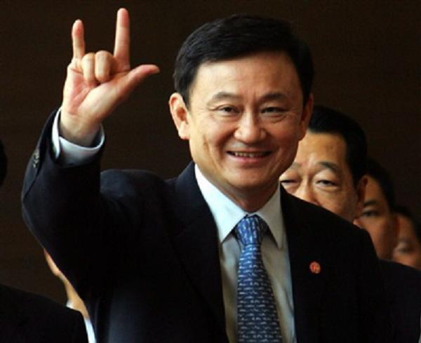 Таксин Чиннават сегодня живет в Великобритании
