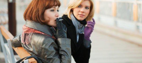 За курение в общественных местах - штраф до 10 000 гривен