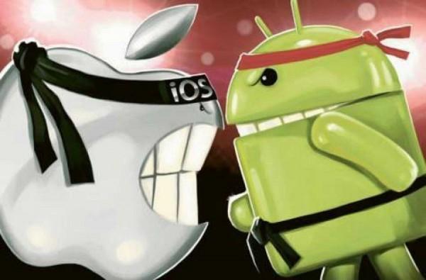 Среди объявлений можно найти предложение iPhone 5S, где в качестве причины продажи значится «Подарили на новый год. Я за Android!