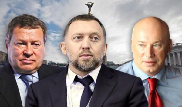 Российские олигархи могут потерять бизнес в Укране
