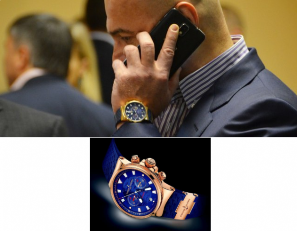 Часы Игоря Кононенко