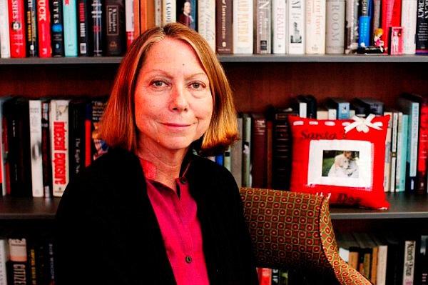 Джилл Абрамсон, исполнительный редактор издательского дома The New York Times