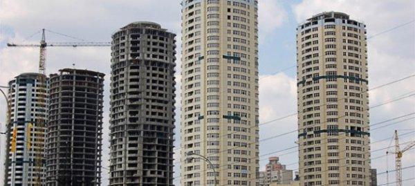Долгострой на Троещине начали строить в 2000 году