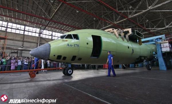 Антонов получил заказ на самолеты