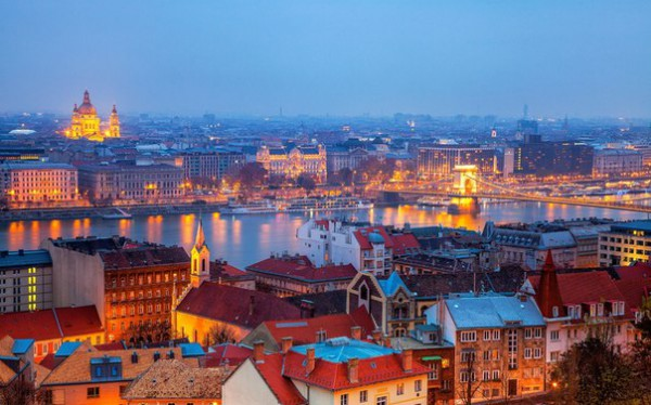 Венгрия – почти без налога на недвижимость