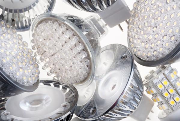 Лампы на основе светодиодных кристаллов позволяют экономить более 80% электроэнергии