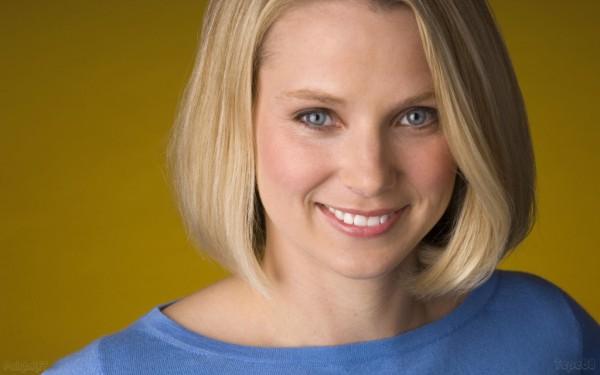 Марисса Майер - президент и главный исполнительный директор компании Yahoo!